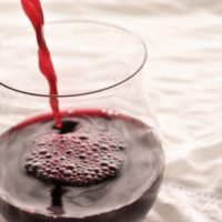 Enzymes for wine production
