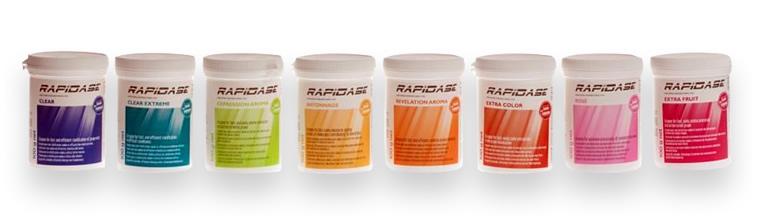 ワイン製造用酵素 rapidase